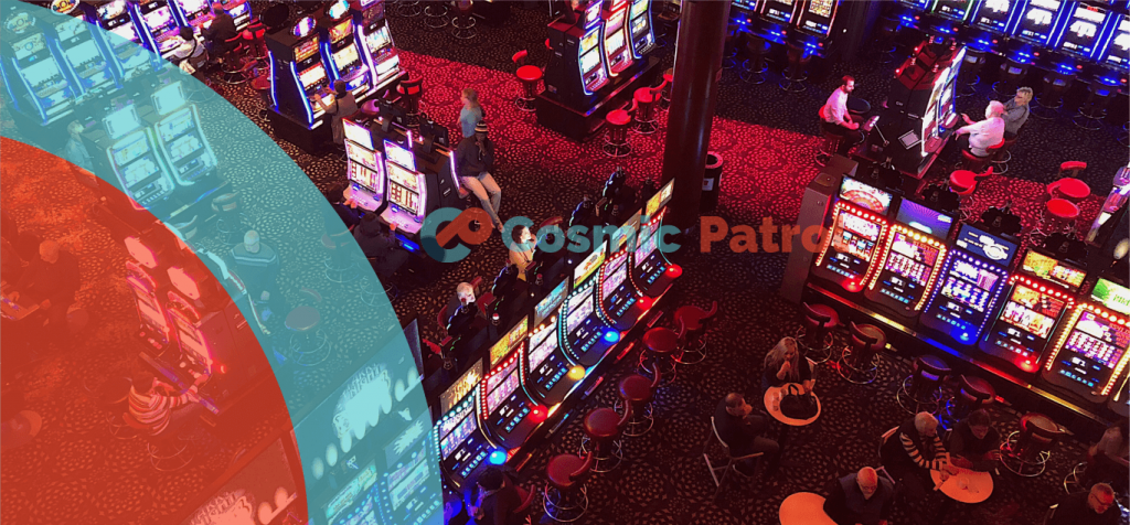 10 Products of the Company Behind the Cosmic Disco Slot